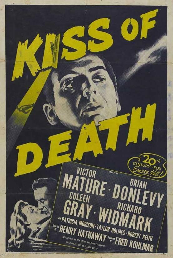 Kiss of Death  - Poster / Main Image