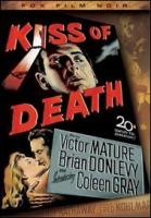 Kiss of Death  - Dvd
