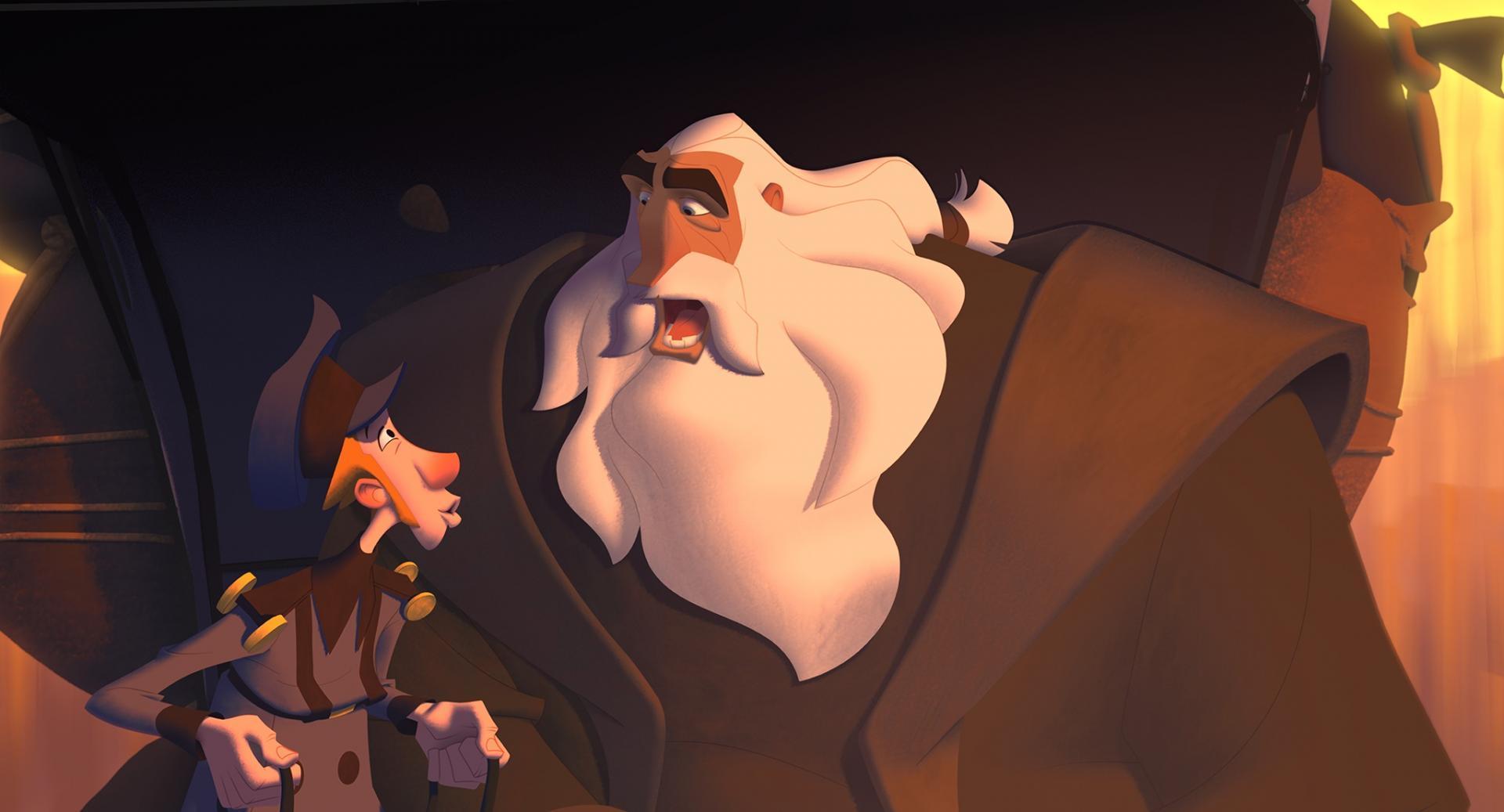 Animación de Klaus