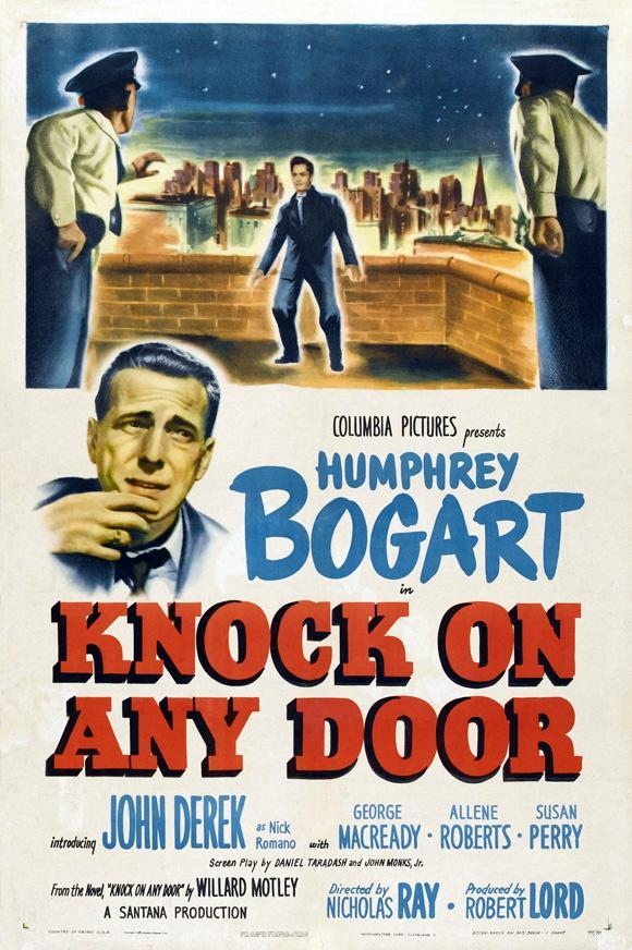 Knock on Any Door (1949) - Filmaffinity