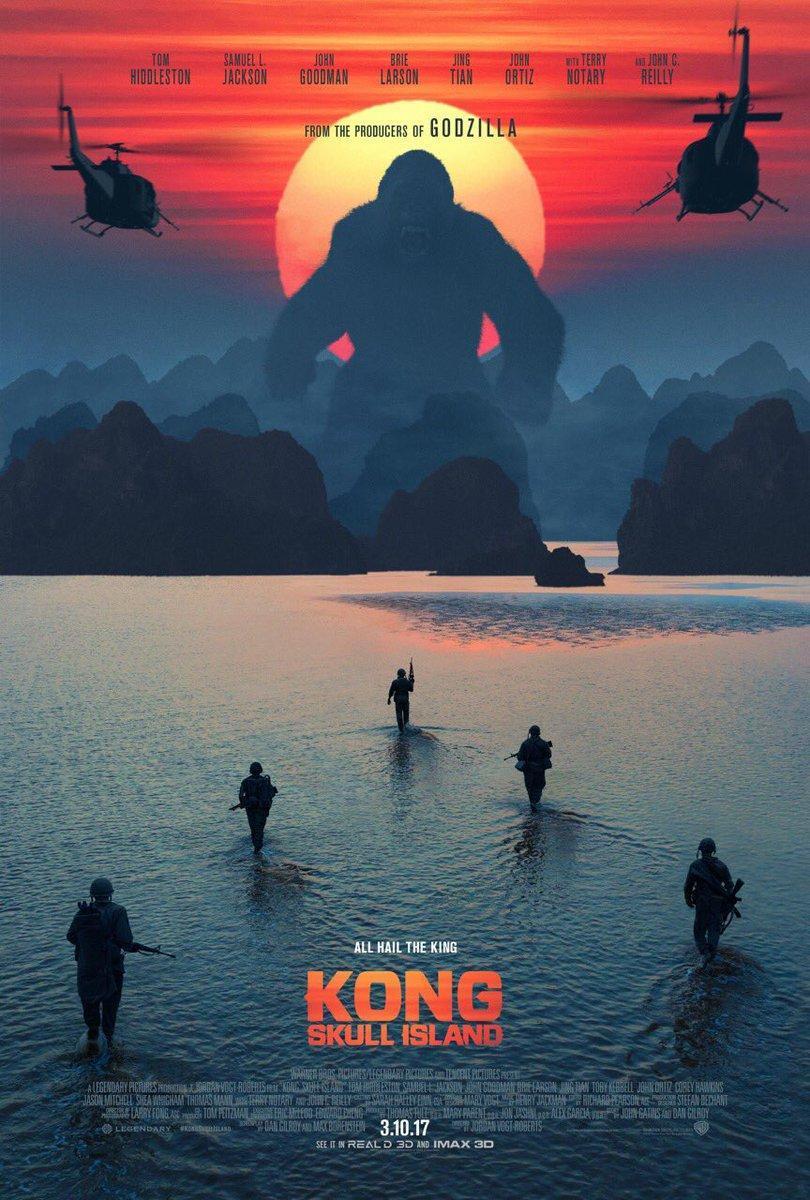Kong: La Isla Calavera (2017) [BrRip 720p][Latino][MEGA]