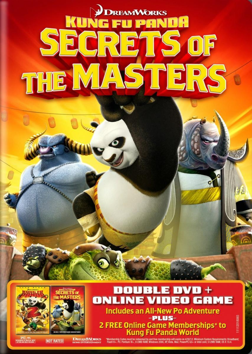 Image Gallery For Kung Fu Panda Secrets Of The Masters Filmaffinity