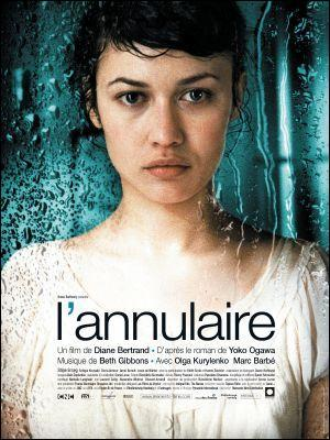 L'annulaire (The Ring Finger)