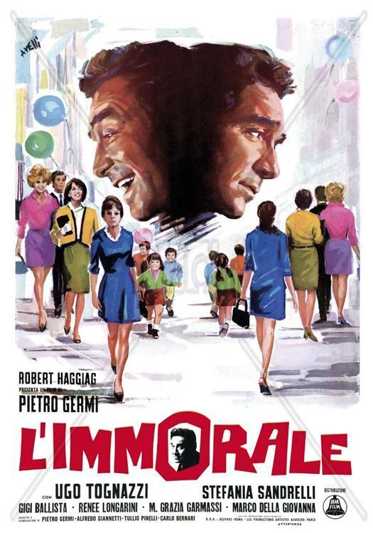 Últimas películas que has visto (las votaciones de la liga en el primer post) L_immorale-536378201-large