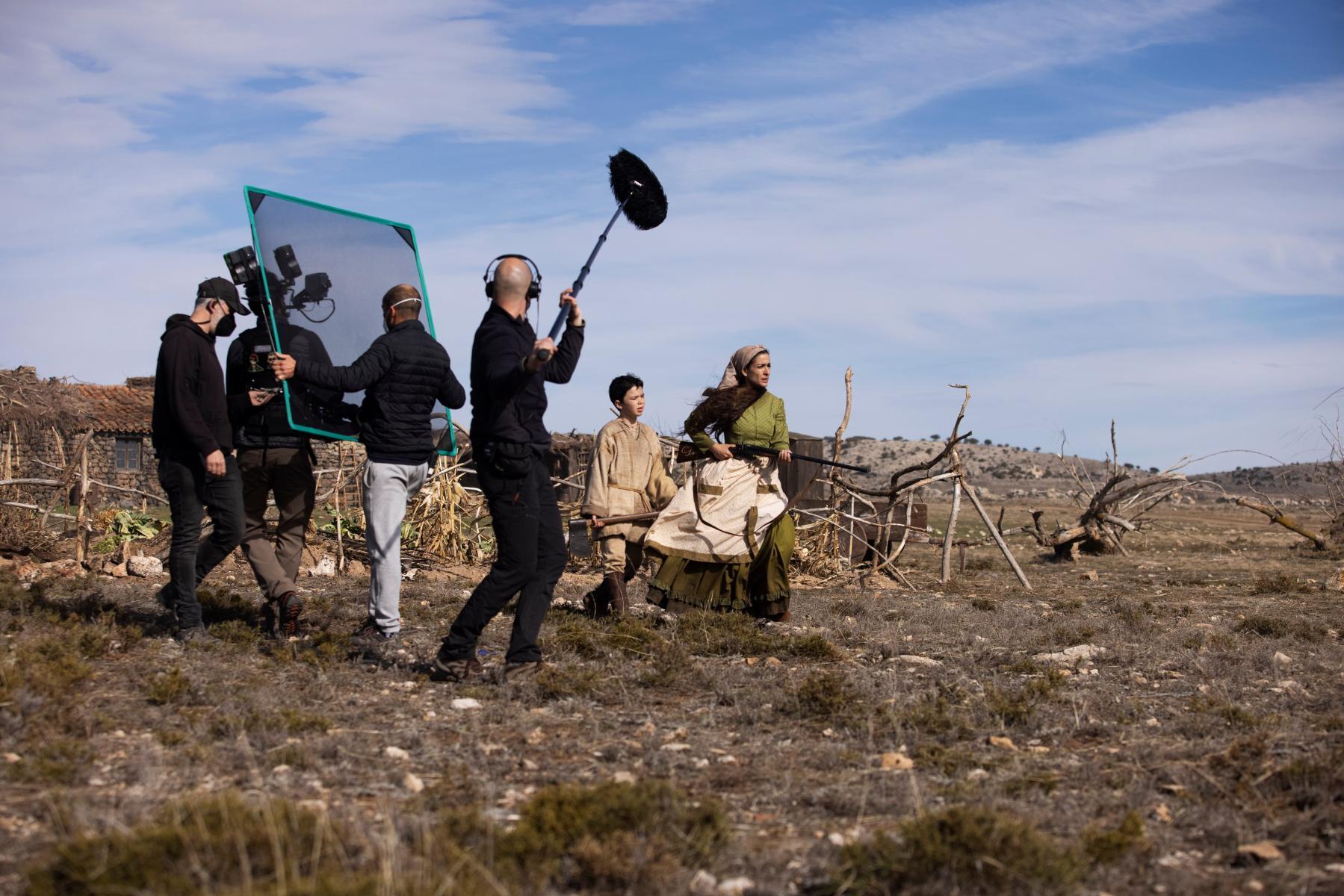 La Bestia (2022) - Filmaffinity