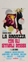 La Femme aux bottes rouges  - Posters