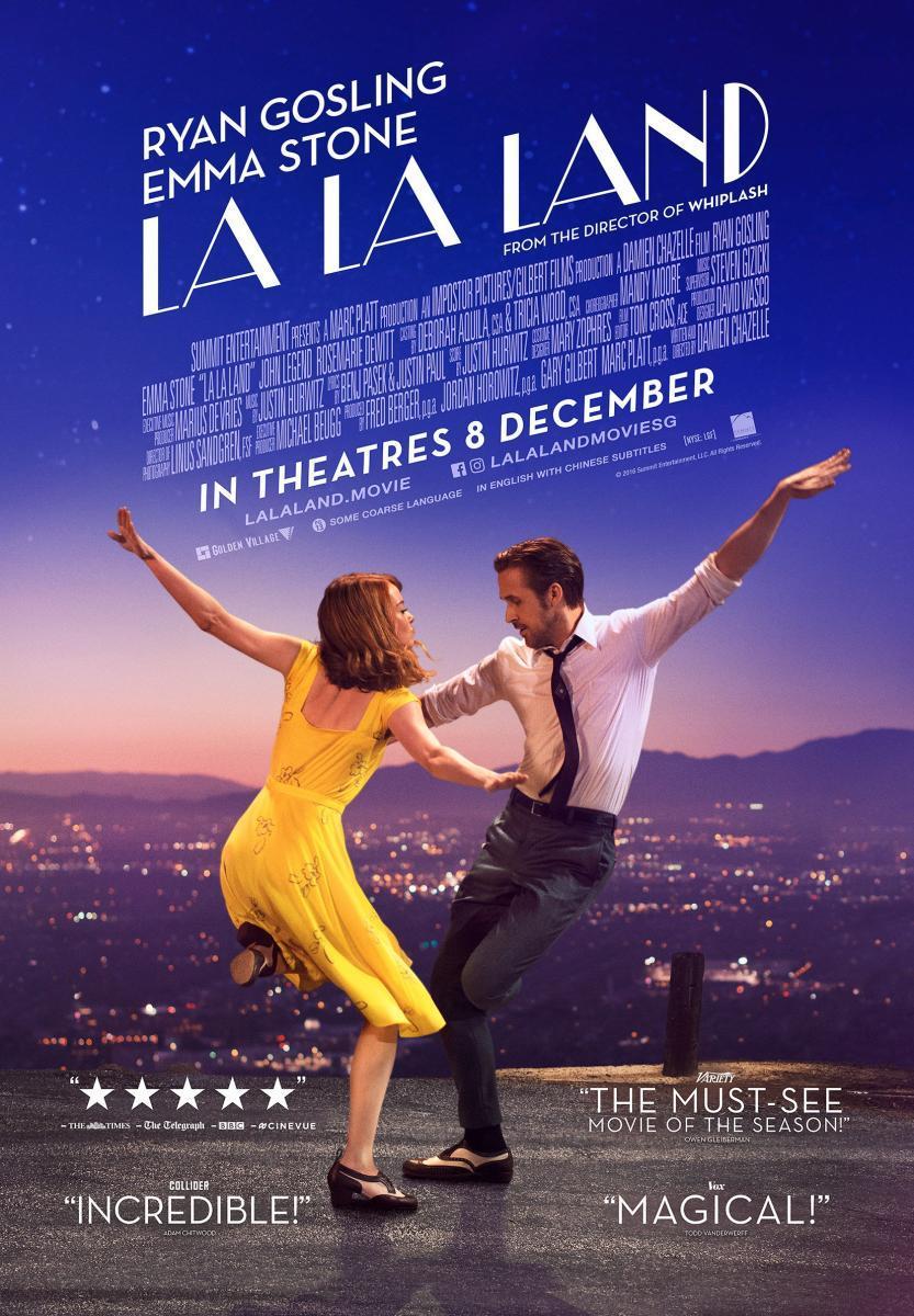 La La Land (2016) - Filmaffinity