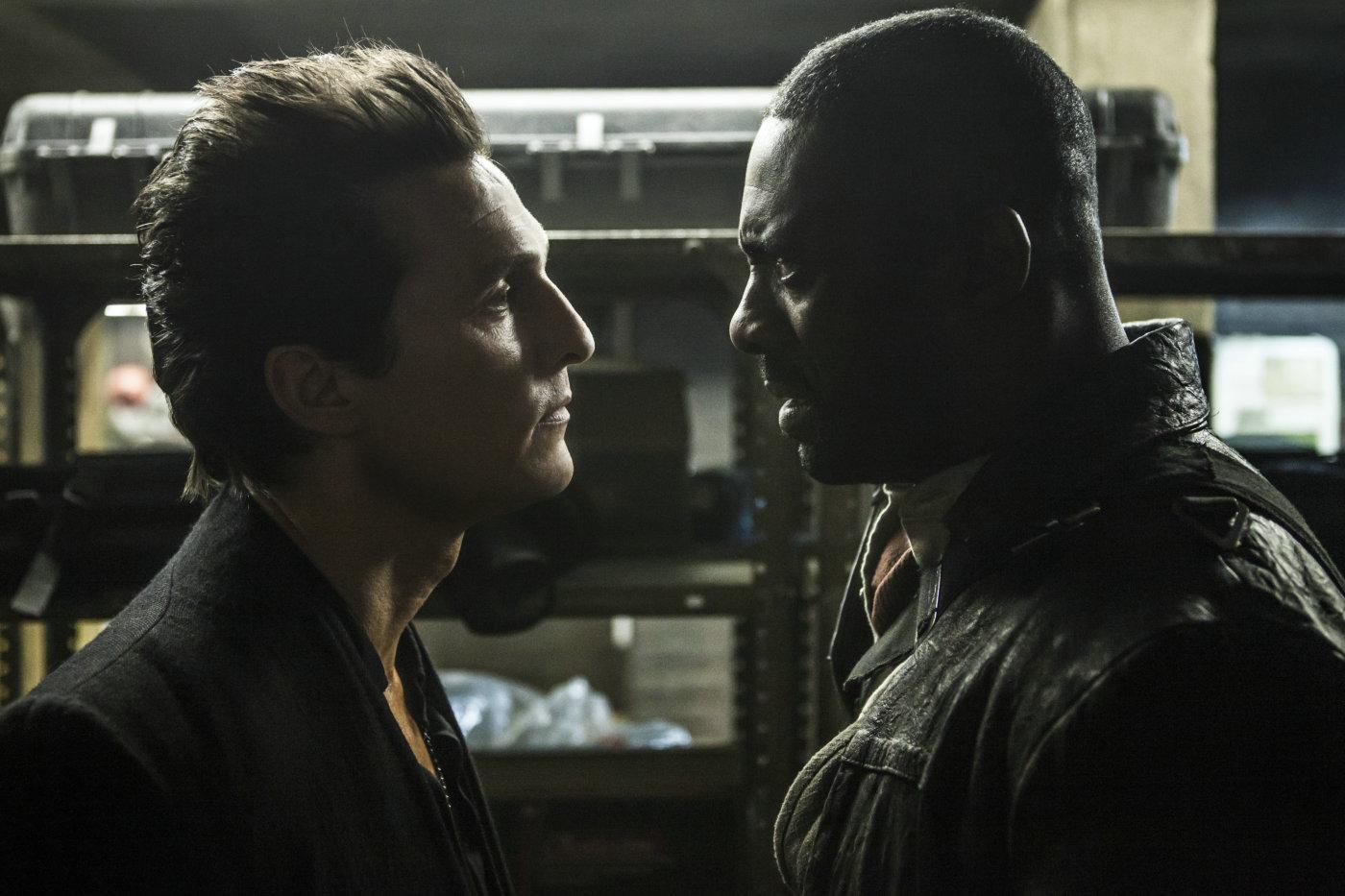 Matthew McConaughey & Idris Elba