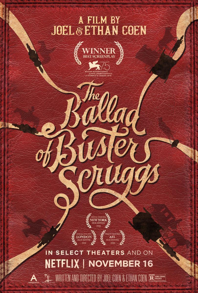 La Balada De Buster Scruggs 2018 Filmaffinity