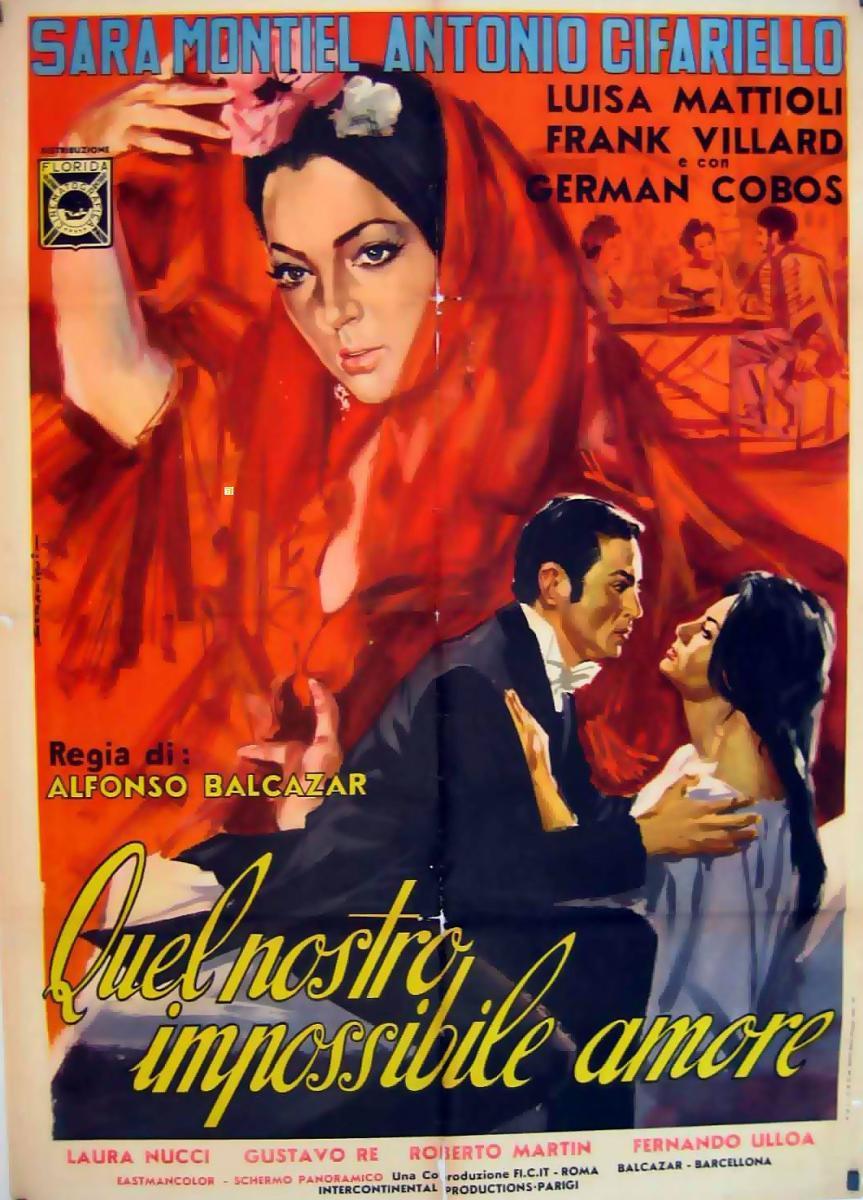 La Bella Lola 1962 Filmaffinity