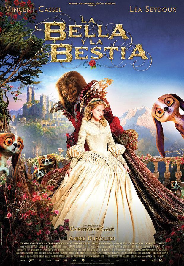 La Bella Y La Bestia 2014 Filmaffinity