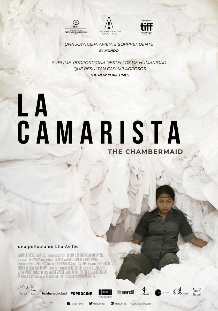 La camarista (2018) - Filmaffinity