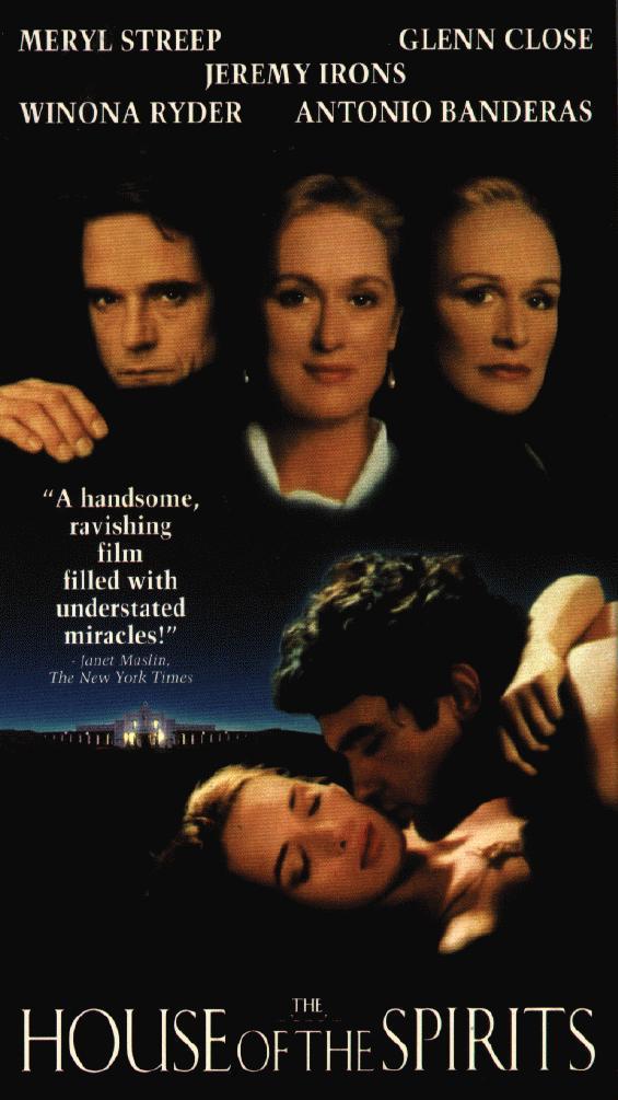 La Casa De Los Espíritus 1993 Filmaffinity