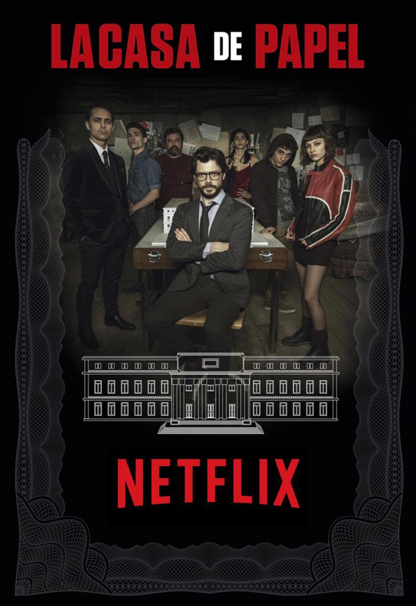 La Casa De Papel Serie De Tv 2017 Filmaffinity