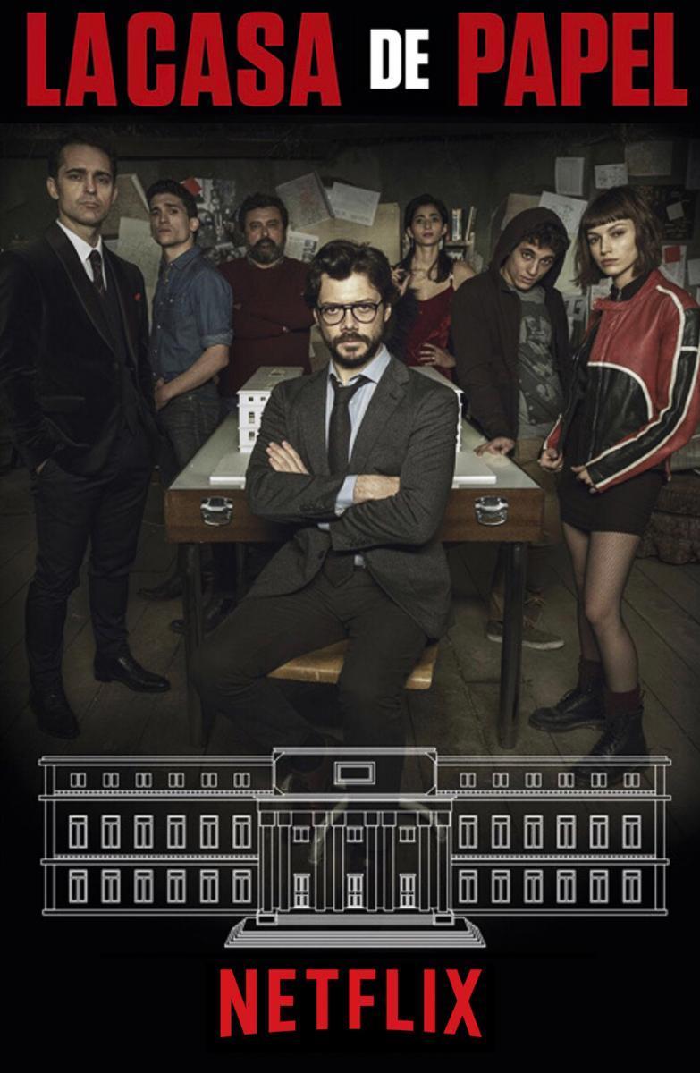 La casa de papel (Serie de TV) (2017) - Filmaffinity