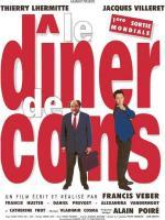 La cena de los idiotas  - Posters
