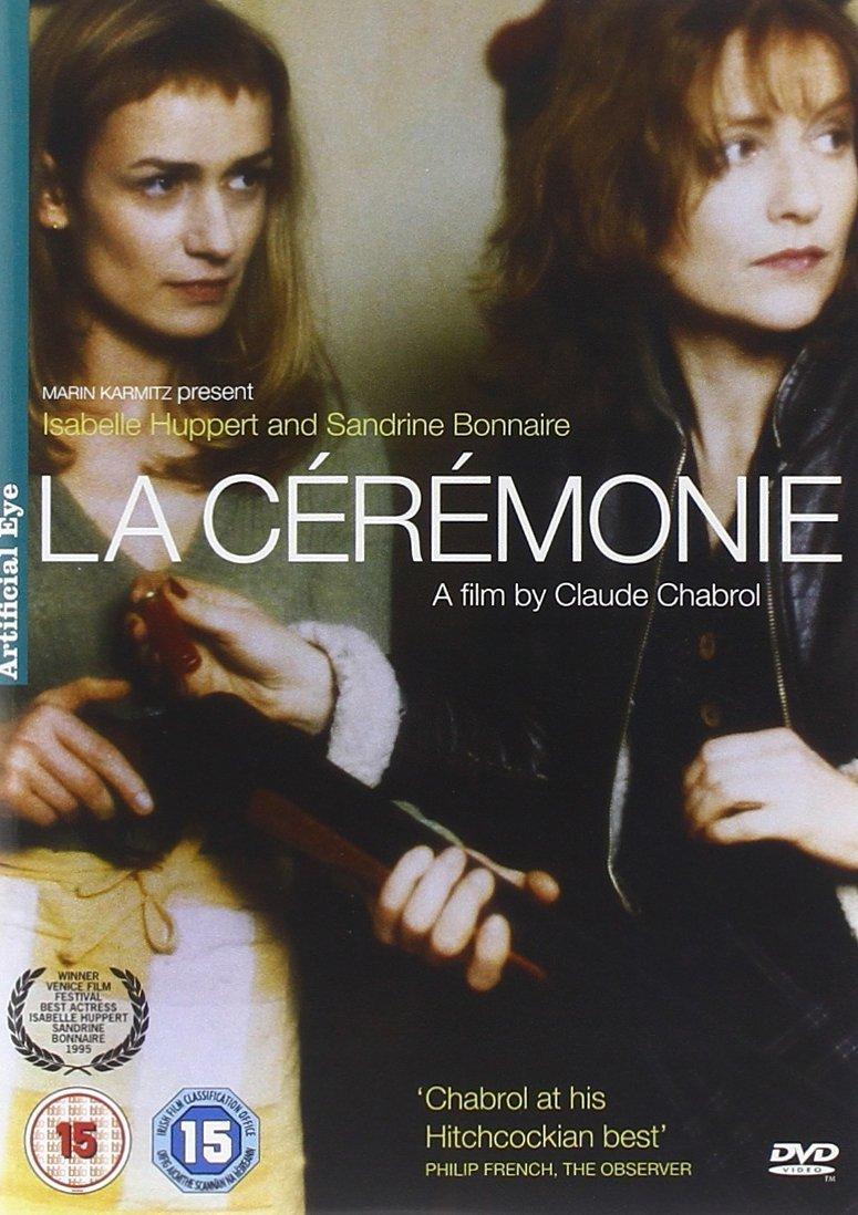 Últimas películas que has visto (las votaciones de la liga en el primer post) - Página 6 La_ceremonia-462342956-large