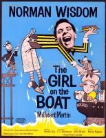 La chica de a bordo  - Poster / Imagen Principal