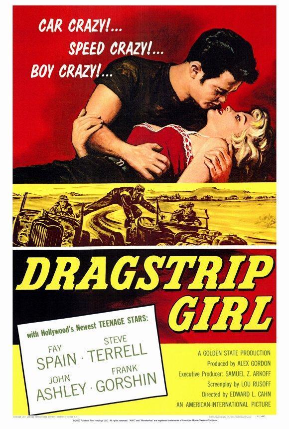 La chica de las carreras  - Poster / Imagen Principal