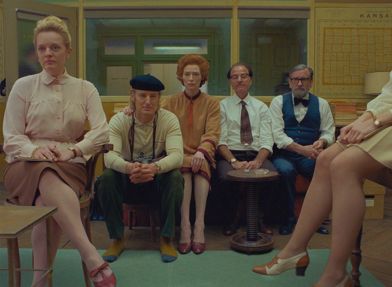 The French Dispatch. Estrenos de cine de 2021