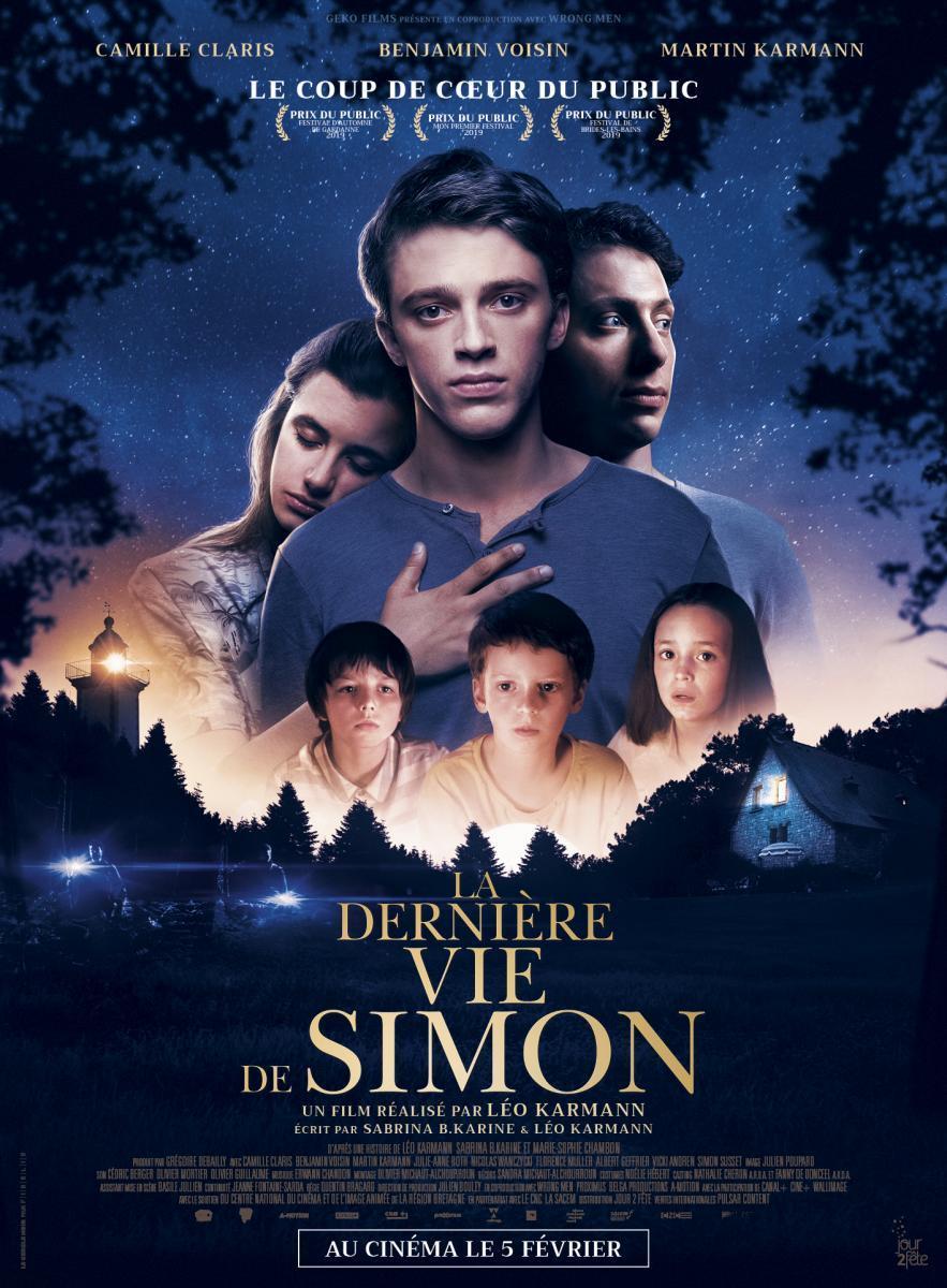 La dernière vie de Simon (2019) - Filmaffinity