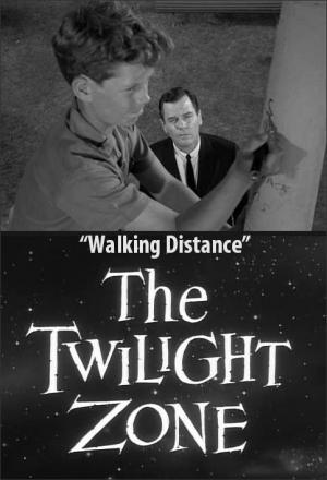 La dimensión desconocida: Caminando largas distancias (TV)