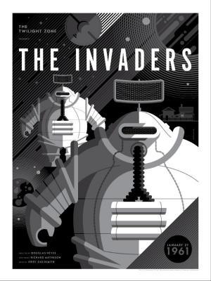 La dimensión desconocida: Los invasores (TV)