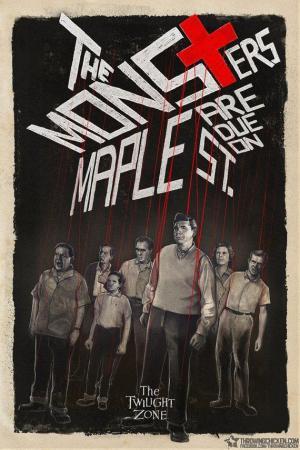 La dimensión desconocida: Monstruos en la calle Maple (TV)