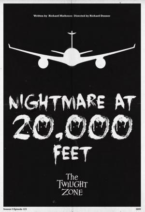 La dimensión desconocida: Pesadilla a 20.000 pies (TV)