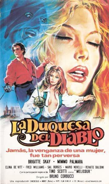 La Duquesa del Diablo (Isabella, Duchessa dei Diavoli) (1969)