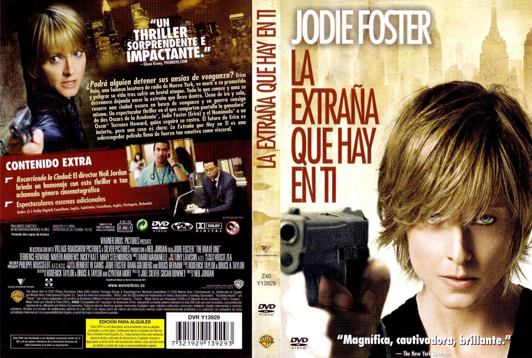 La Extrana Que Hay En Ti 2007 Filmaffinity