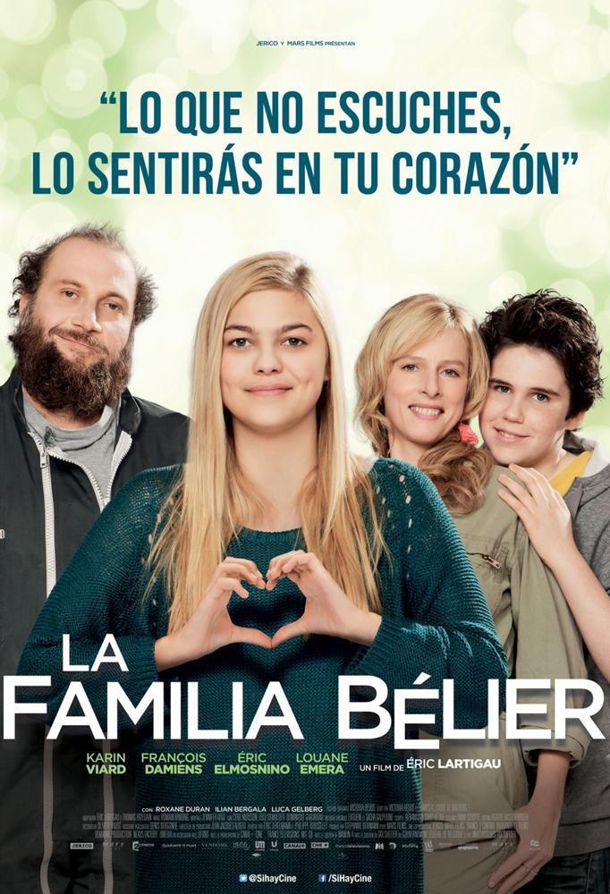 La familia Bélier (2014) - Filmaffinity