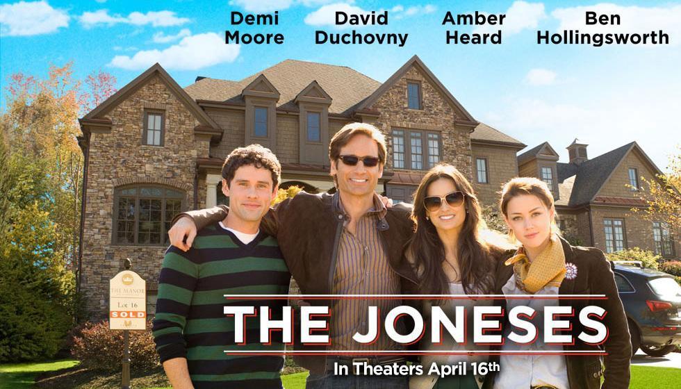 La familia Jones (2009) - Filmaffinity