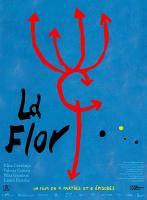 La flor  - Posters