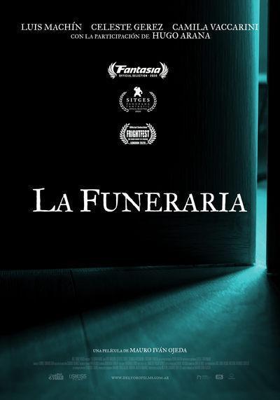 La funeraria (2020) - Filmaffinity