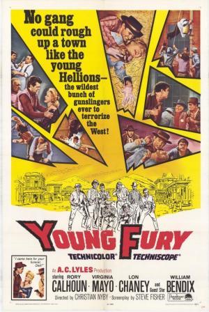 La furia de los jóvenes