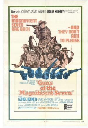 La furia de los siete magníficos