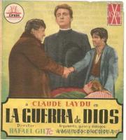 La guerra de Dios  - Posters