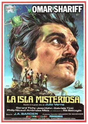 La isla misteriosa y el Capitán Nemo (1973) - Filmaffinity