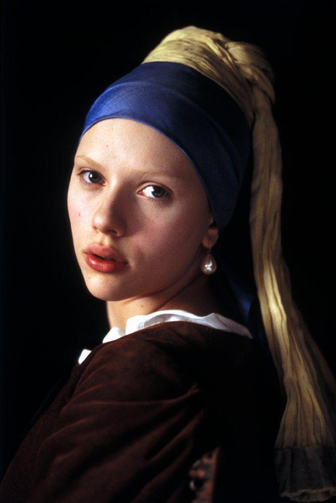 regimiento Anormal Rugido  La joven de la perla (2003) - Filmaffinity