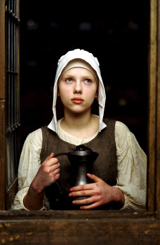 venta al por mayor mayor descuento calidad autentica La joven de la perla (2003) - Filmaffinity