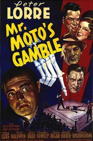 La jugada de Mr. Moto