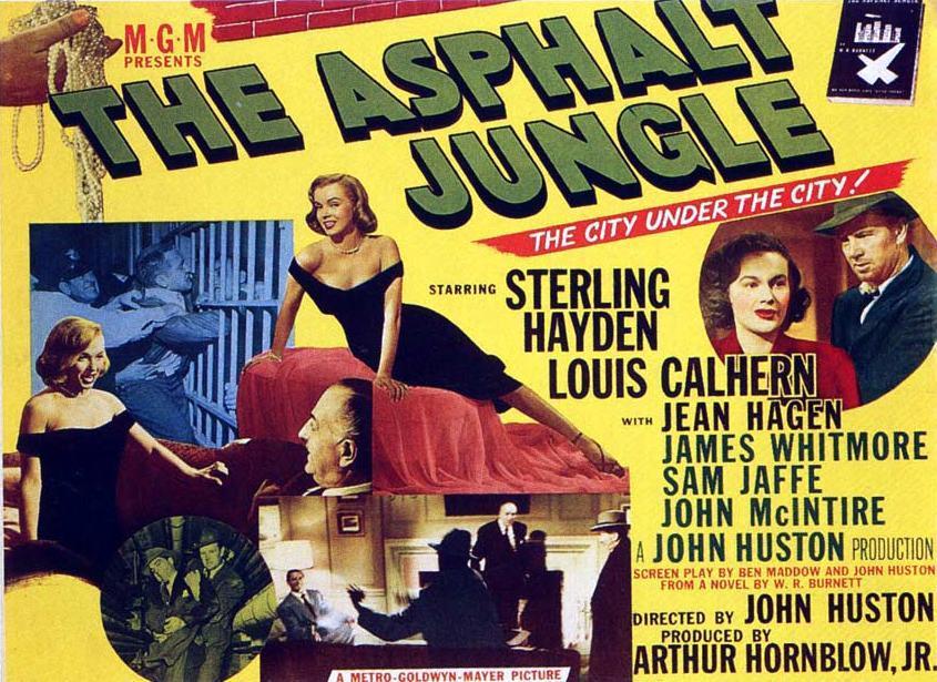 La jungla de asfalto (1950) - Filmaffinity