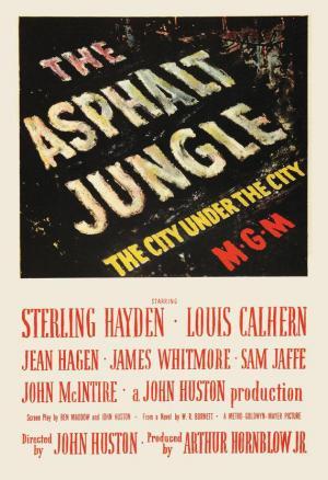 La jungla de asfalto
