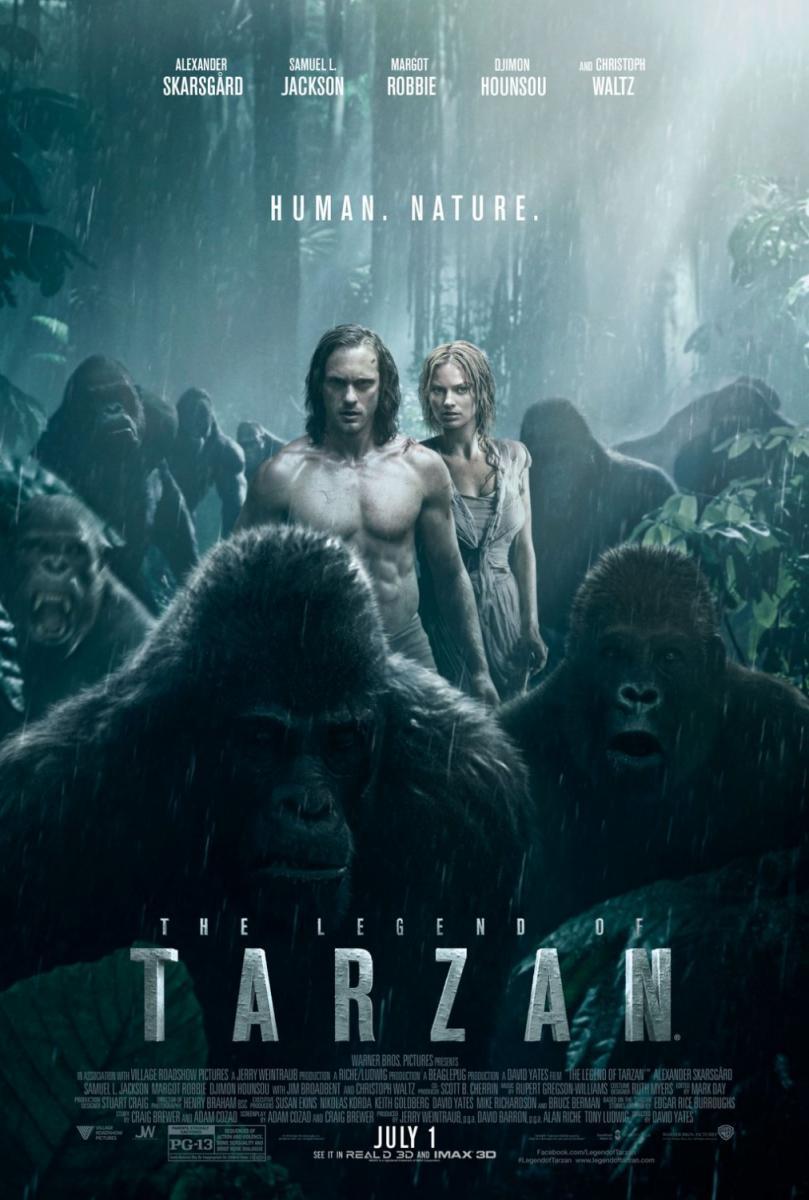 La Leyenda De Tarzán 2016 Filmaffinity