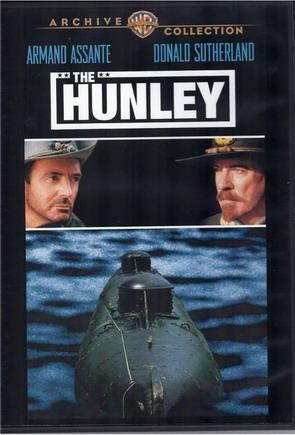 La leyenda del Hunley (El primer submarino) (TV)