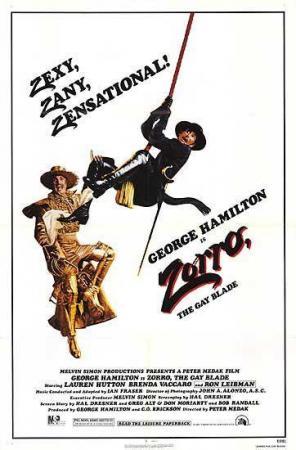 La última locura de Zorro