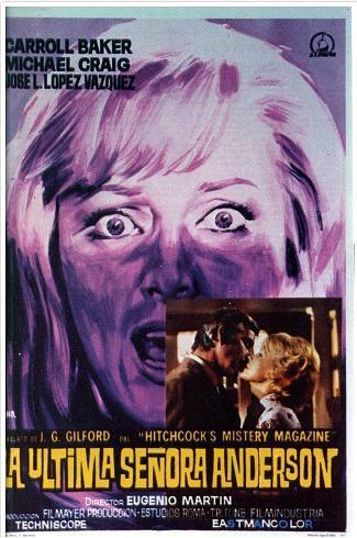 La última señora Anderson (1971) - Filmaffinity