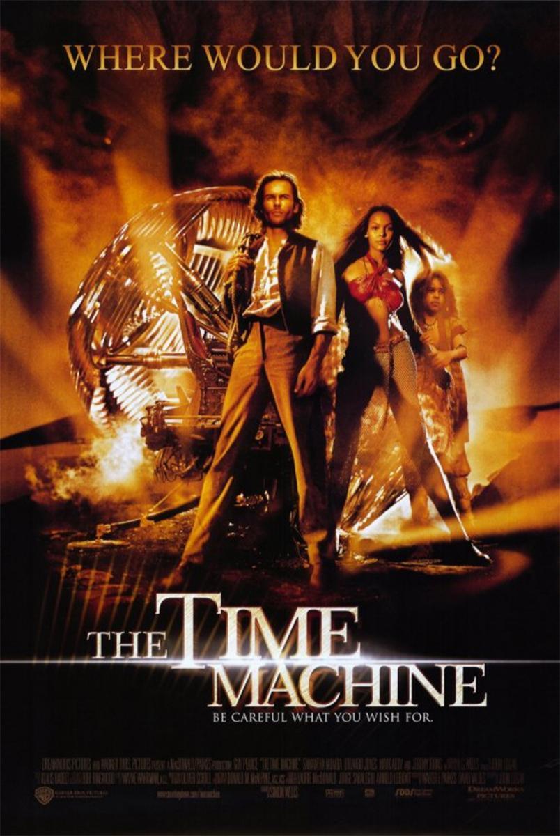 La Máquina Del Tiempo 2002 Filmaffinity