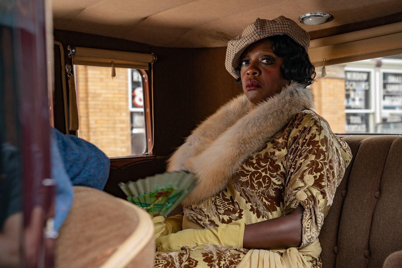 SAG Awards 2021 La Madre del Blues Viola Davis